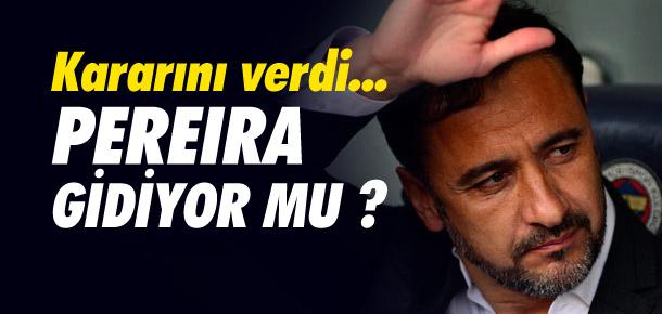 Vitor Pereira kalmak istiyor !