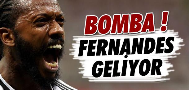 Bomba iddia ! Fernandes geliyor