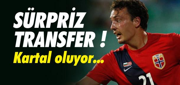 Beşiktaş'tan Vegard Forren hamlesi