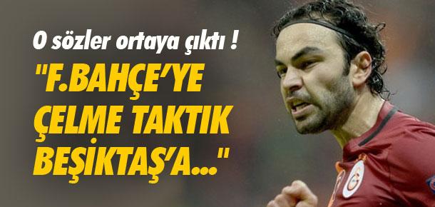 ''Fenerbahçe'ye çelme taktık, Beşiktaş'a...''