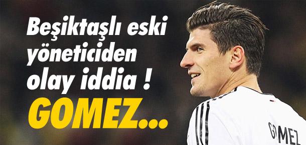 Sinan Vardar: ''Mario Gomez gidecek''