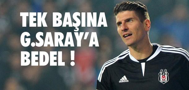 Gomez tek başına Galatasaray'a bedel