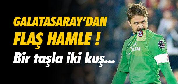 Galatasaray'dan Onur Kıvrak hamlesi !