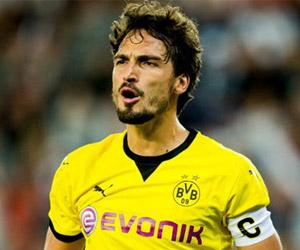 Hummels'ten Dortmund'a cevap