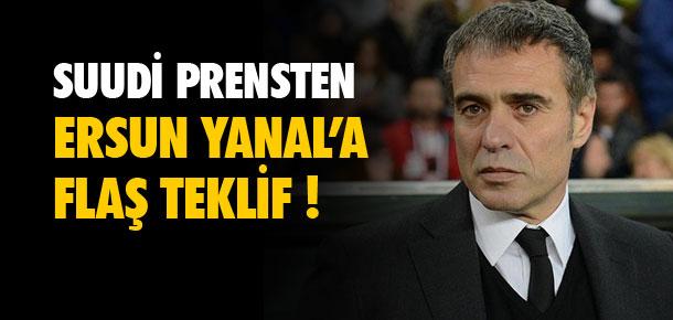 Ersun Yanal'a flaş teklif !
