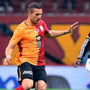 Galatasaray'da Podolski şoku !