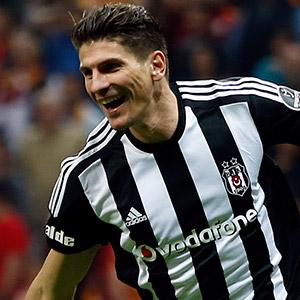 Mario Gomez'den Beşiktaş'a büyük şok