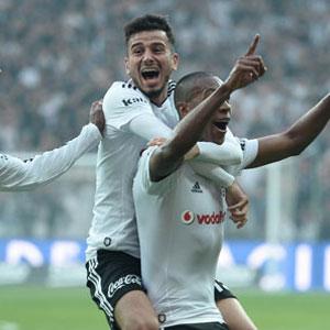 Beşiktaş Devler Ligi'nde !