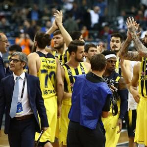 Kupa uzatmada kaçtı ! Fenerbahçe Avrupa 2.'si...