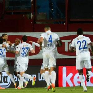 Trabzonspor:0 - Kasımpaşa:6