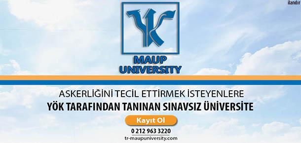 MAUP University
