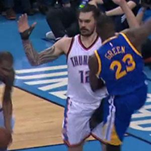 NBA'de şaşırtan ceza