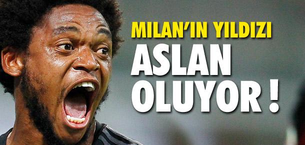 Galatasaray'dan Adriano hamlesi