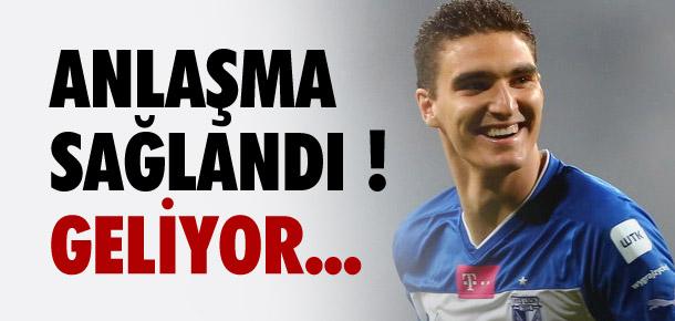 Trabzonspor Marcin Kaminski ile anlaştı