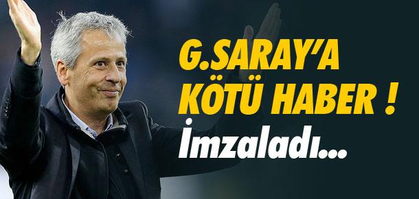 Galatasaray'a kötü haber !