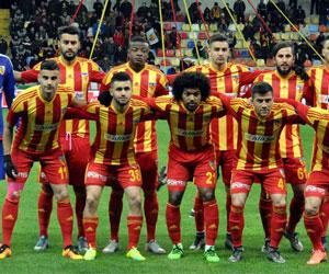 Kayserispor'un 9 futbolcusu kaldı