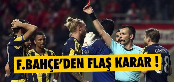 Fenerbahçe UEFA Tahkim Kurulu'na gidiyor