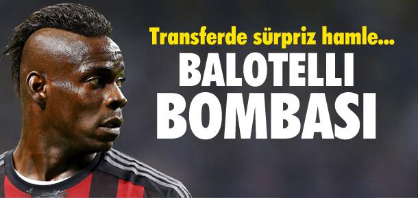 Galatasaray Balotelli'nin peşinde