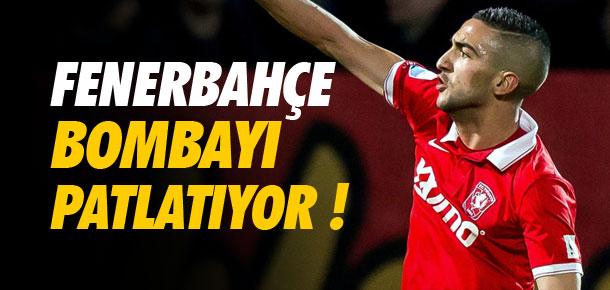 Fenerbahçe ilk bombayı patlatıyor !