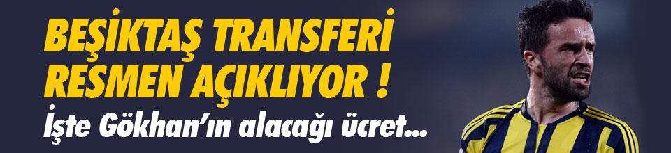Beşiktaş Gökhan Gönül'ü açıklıyor !