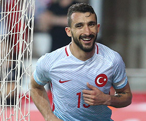 Mehmet Topal ilk kez attı !