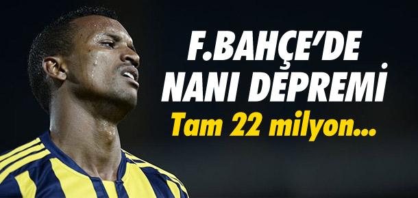 Fenerbahçe'de Nani sürprizi