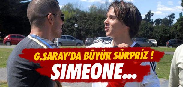 Galatasaray'dan büyük sürpriz !