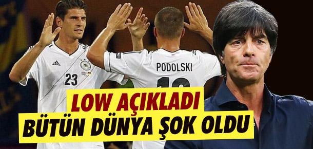 Löw Reus'u EURO 2016 kadrosuna almadı