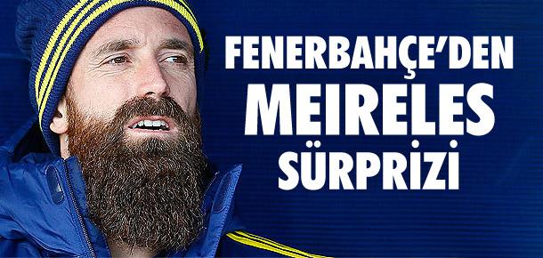 Fenerbahçe'den Meireles'e sürpriz teklif