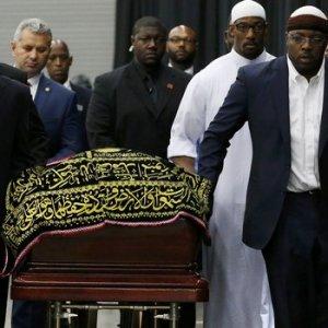 Muhammed Ali son yolculuğuna uğurlanıyor !