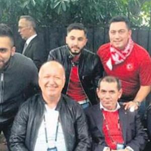''Eto'o'yu Galatasaray'a verdim''
