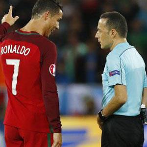 Çakır UEFA'dan en yüksek notu aldı