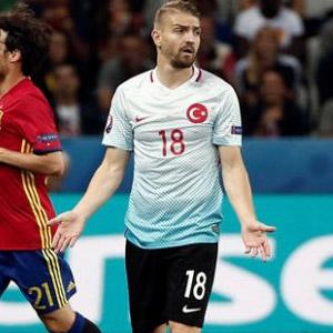 Caner Erkin'e büyük şok ! Inter kiralayabilir...