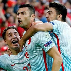 Çek Cumhuriyeti: 0 - Türkiye: 2