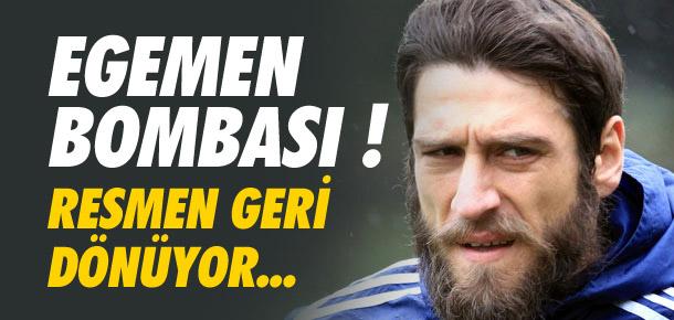 Fenerbahçe, Egemen Korkmaz'ı geri çağırdı