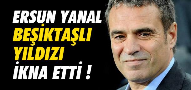 Ersun Yanal, Tosic'i ikna etti !