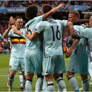 Belçika gol yağdırdı !