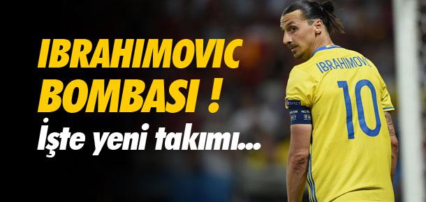 Zlatan için Manchester United iddiası !