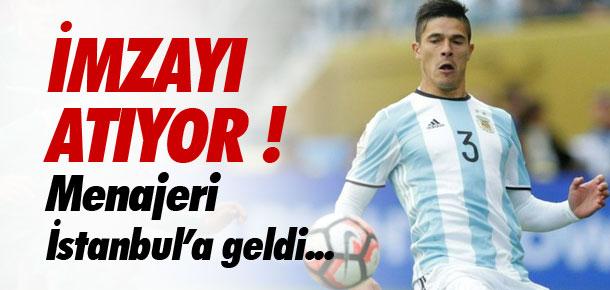 Trabzonspor, Roncaglia'yı bitirdi