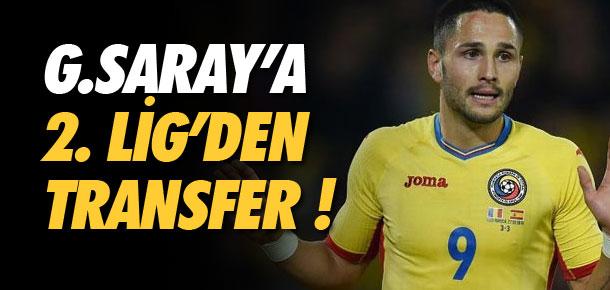 Galatasaray'a 2. Lig'den transfer !