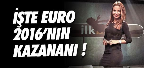 İşte EURO 2016'nın kazananı