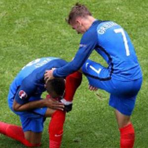 EURO 2016'da günün fotoğrafı