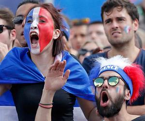 Fransa maçlarında hayat duruyor