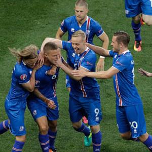 İzlanda, İngiltere'yi eledi !
