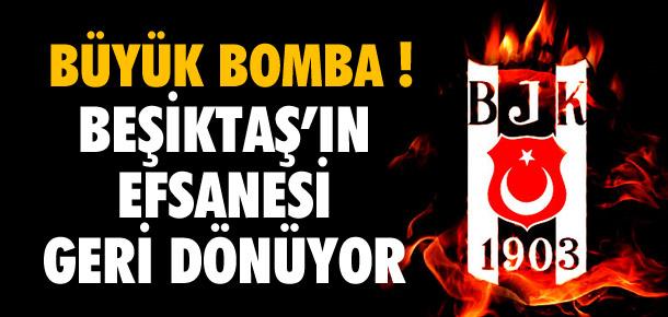 Mrmıc Beşiktaş'a geri dönüyor