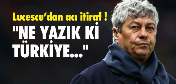 ''Genç oyuncular ile çalışılamayan tek yer Türkiye''