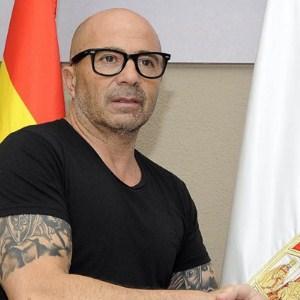 Sevilla'nın yeni hocası Jorge Sampaoli !