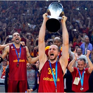 Euroleague'den Galatasaray'a önlem !