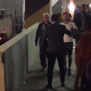 Arjantin Messi'ye fısıldayan adamı konuşuyor !