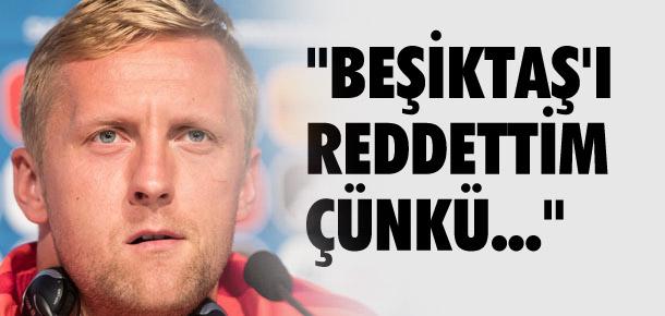 Kamil Glik'ten Beşiktaş açıklaması